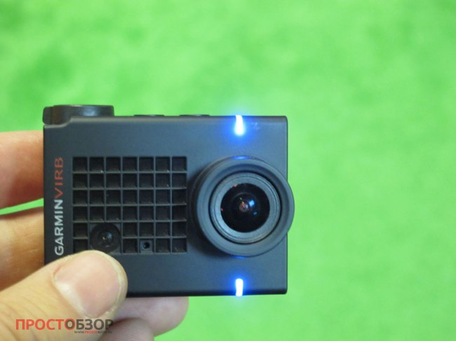 Синие светодиоды - включен режим WiFi