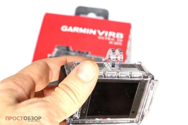 Ушко крепления подводного бокса экшн-камеры Garmin Virb Ultra 30