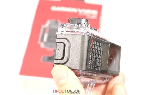 Фиксатор крепления подводного бокса камеры Garmin Virb Ultra 30
