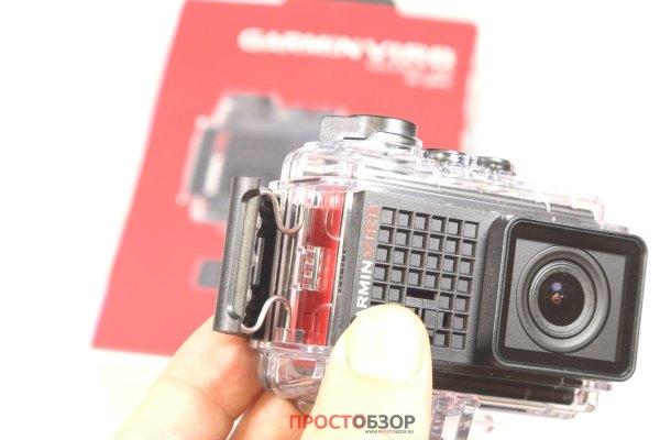 Подводный бокс для экшн-камеры Garmin Virb Ultra 30