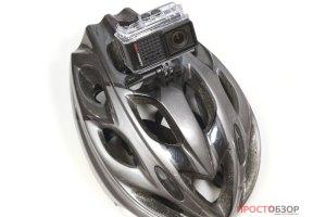 Крепление на шлем экшн-камеры Garmin Virb Ultra 30