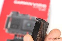 Контакты аккумулятора для экшн-камеры Garmin Virb Ultra 30