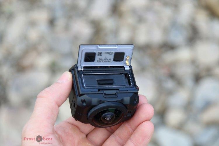 Аккумуляторная батарея камеры Virb 360