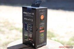 Распаковка коробки Garmin Vivoactive HR - приложения Connect IQ