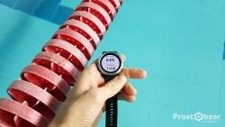 Плавание в бассейне с Garmin Vivoactive 3