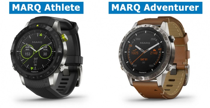 модели часов Garmin : MARQ Athlete - Adventurer