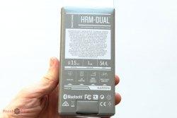 Распаковка кардио-датчика Garmin HRM-Dual - спецификация