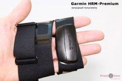 Внешний вид нагрудного пульсометра Garmin HRM-Premium -2