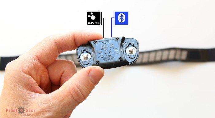 Пульсометр Garmin HRM-Dual - ANT+ Bluetooth