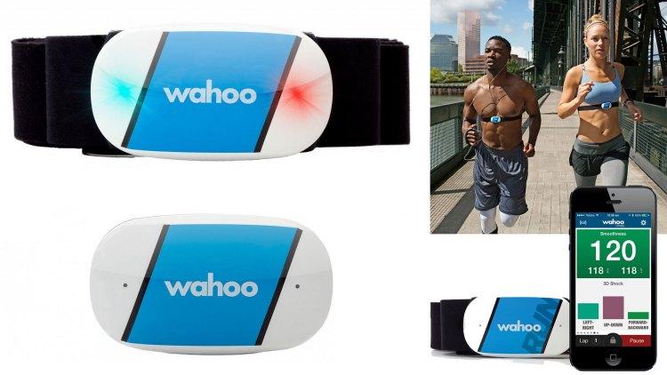 Нагрудный Bluetotoh кардио-пульсометр Wahoo TICKR