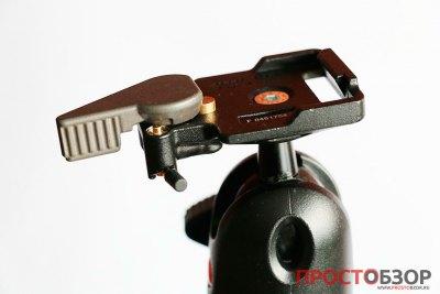 Площадка крепления камеры с защитным креплением