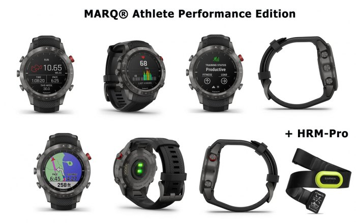 часы MARQ Athlete Performance Edition