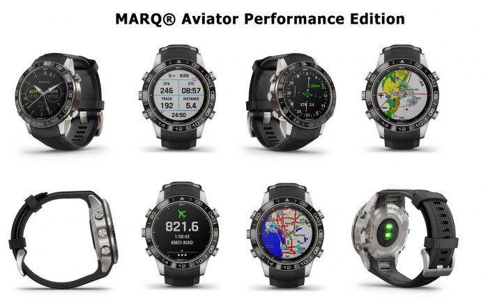 часы MARQ Aviator Performance Edition