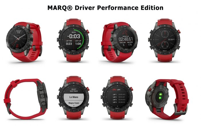 часы MARQ Driver Performance Edition