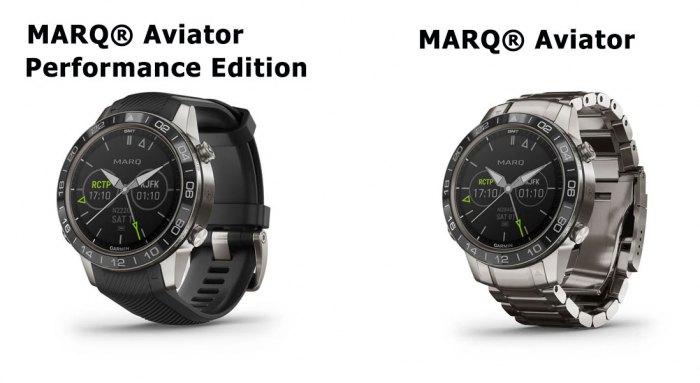 Новая модель часов MARQ Aviator Performance Edition
