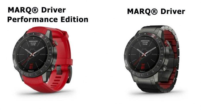 новая модель часов MARQ Driver Performance Edition