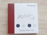 Задняя часть коробки Kieslect Smart Tag