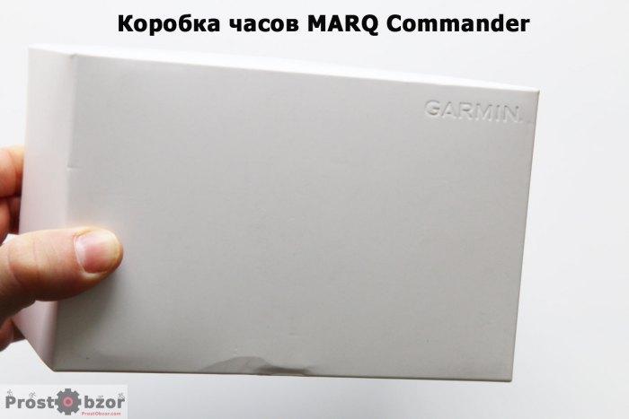 Коробка часов MARQ Commander