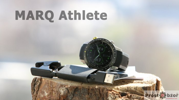 Обзор часов MARQ Athlete