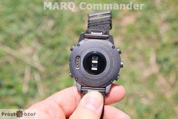Задняя крышка часов MARQ Commander