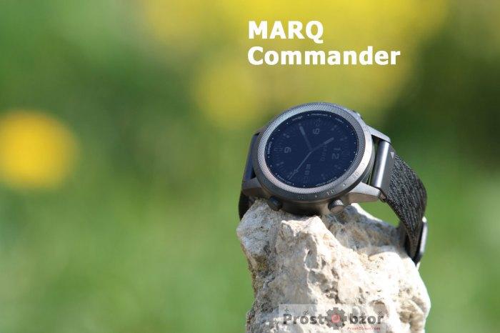 Обзор MARQ Commander