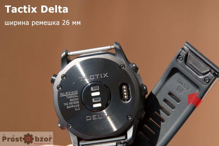 Tactix Delta система QuickFit 26 mm