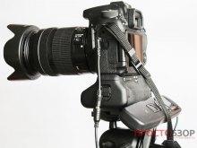 Разъем пульта дистанционного управления и пульт камеры Canon EOS 70D для создания TimeLapse