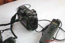 Canon G11 и проводной пульт дистанционного управления