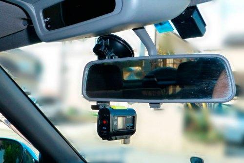Крепление присоски VCT-SCM1 на стекло авто для экшн-камеры