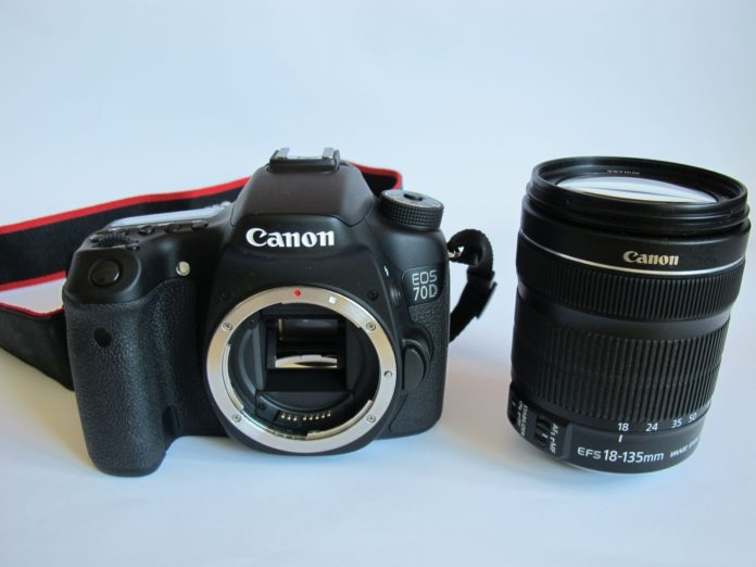 Canon 18-135mm IS STM Kit