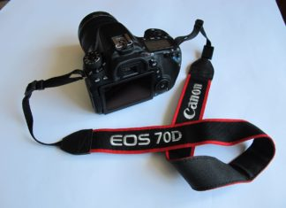 Обзор фото-камеры Canon EOS 70D 18-135mm IS Wi-Fi