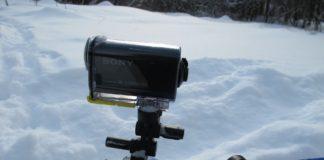 Крепления для камеры HDR-AS30VW (авто ,вело, снег)