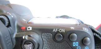 Обзор камеры Canon EOS 70D — элементы управления, как это работает?