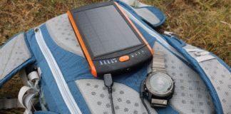 Как зарядить часы Garmin Fenix 3 в походе