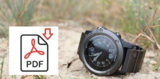 Скачать инструкции по работе с часами Garmin Fenix 3, Fenix 3 HR, Fenix 2