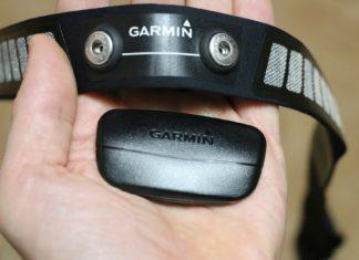 Нагрудный пульсометр Garmin HRM-Premium - обзор