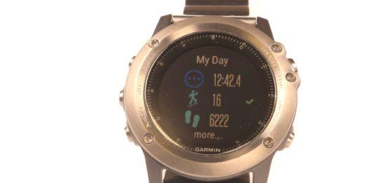 Прошивка версия 6.50 для часов Garmin Fenix 3