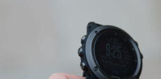 Как выключить часы Garmin Fenix 3 без кнопок - хак