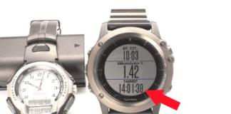 Тестирование аккумулятора часов Garmin Fenix 3