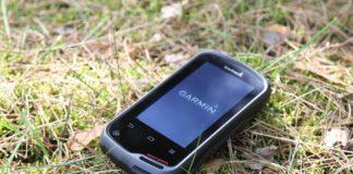 Внешний вид GPS навигатора Garmin Monterra