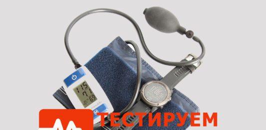 Измерение пульса в часах Garmin Fenix 3 HR