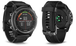 часы Garmin Fenix 3 HR - инструкция