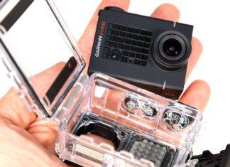Внешний вид камеры Garmin Virb Ultra 30