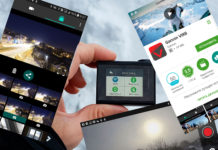 Программа смартфонов для работы с экнш-камерой Garmin Virb Ultra 30