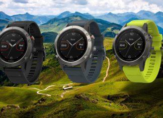 Обзор новой модели часов Garmin Fenix 5