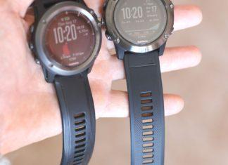 Как сравнить часы Garmin Fenix 5X от Fnix 3HR
