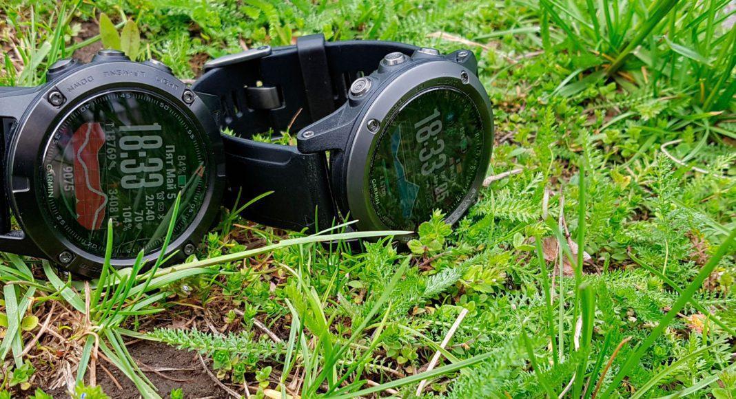 Часы Garmin Fenix 5 или Fenix 3 HR