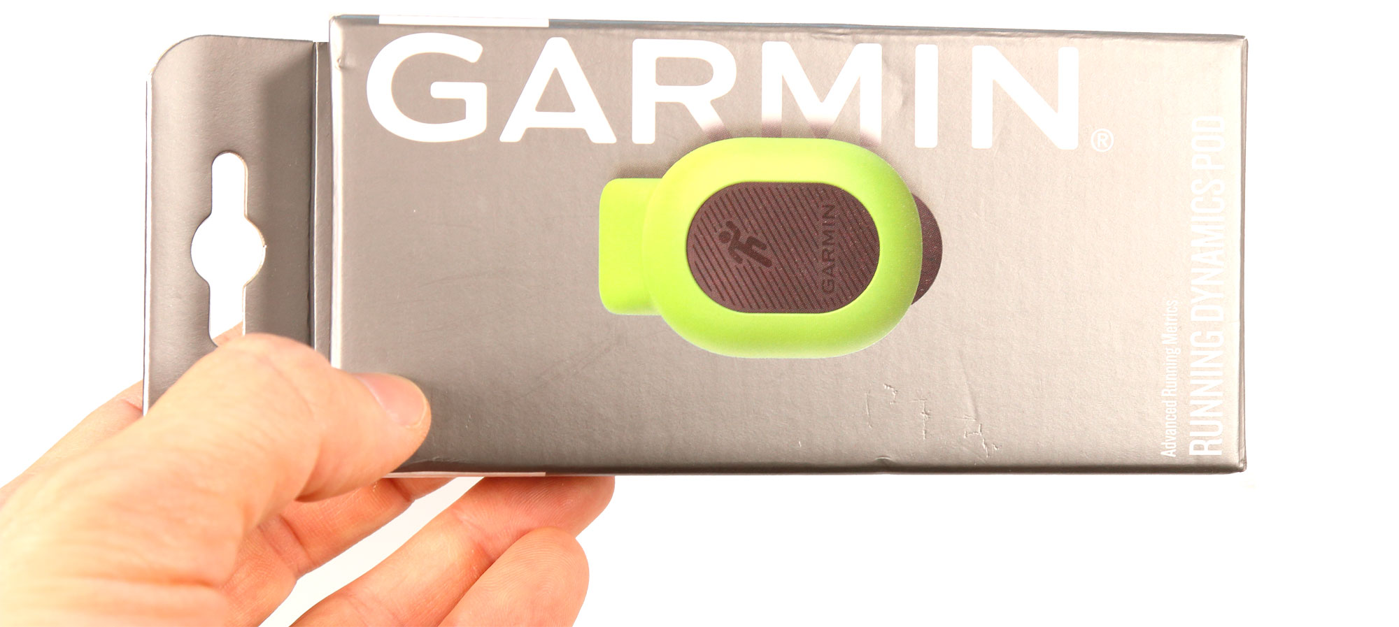 Обзор датчика для бега Garmin Running Dynamics Pod (RD Pod