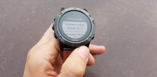 Вышла новая бета-прошивка вер. 5.83 для часов Garmin Fenix 5X - 5S - 5