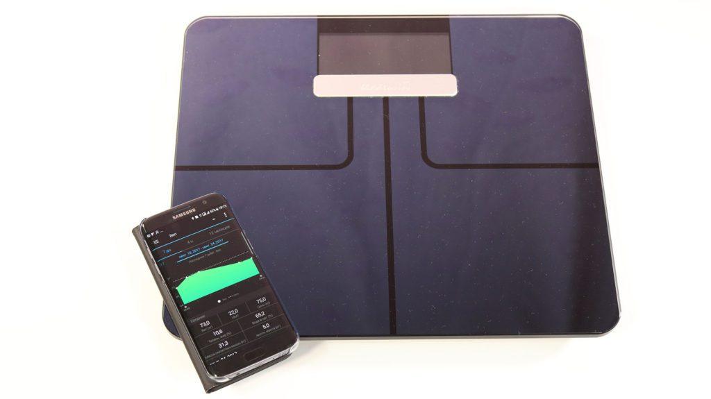 обзор весов Garmin Index Smart Scale